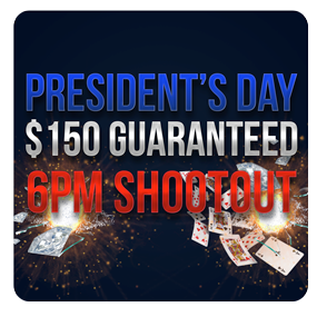 Real Gaming President's Day $150 GTD Freeroll