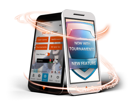 PartyPoker #2 among mobile poker apps