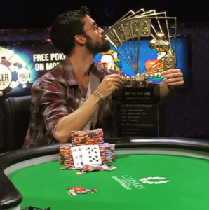 Mike Gorodinsky wins 2015 WSOP Players Championship