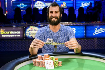 Anthony Spinella wins first WSOP Online Bracelet Event