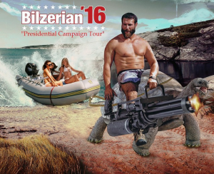 Dan Bilzerian running for President in 2016