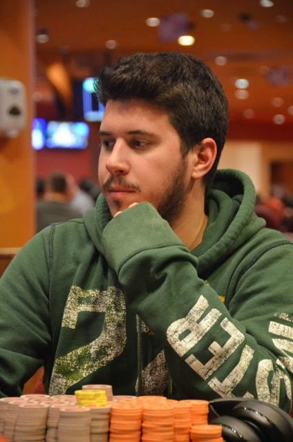 Josh Beckley makes 2015 WSOP November Nine